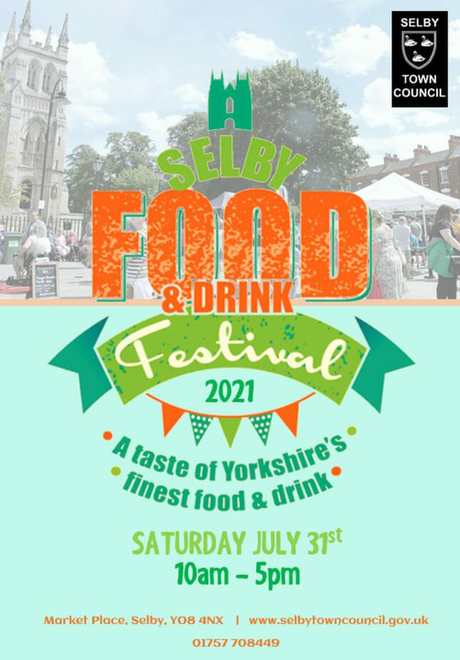 Poster advertising the Festival
