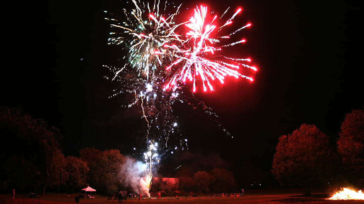 Selby Community Bonfire and Fireworks Event